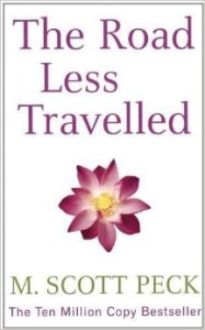 Book Cover: The Road Less Travelled by M. Scott Peck