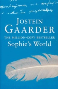 Book Cover: Sophie's world by Jostein Gaarder