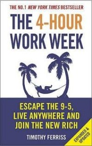 Book Cover: 4-Hour Work Week by Timothy Ferriss