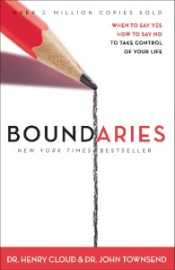 Book Cover: Boundaries by Dr Henry Cloud