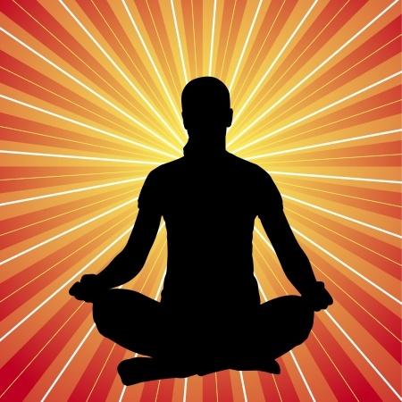 meditate.123RF