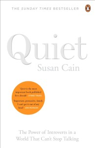 Book Cover: Quiet: The Power of Introverts in a World that Can't Stop Talking by Susan Cain